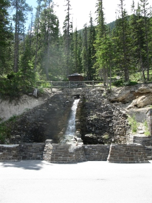Banff Upper Hot Spring 1