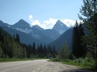 Albert Canyon highway