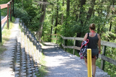 5_trail down to Lussier