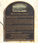 MacLachlan's Beach History
